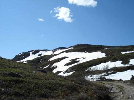 อัลตา, นอร์เวย์: berg in Alta