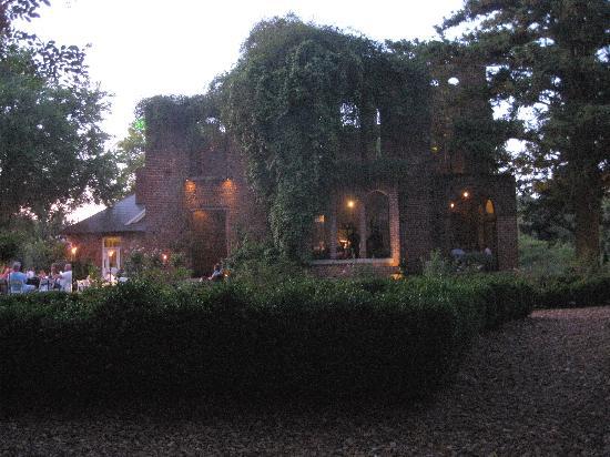 The Ruins At Sunset Picture Of Barnsley Resort Adairsville Tripadvisor