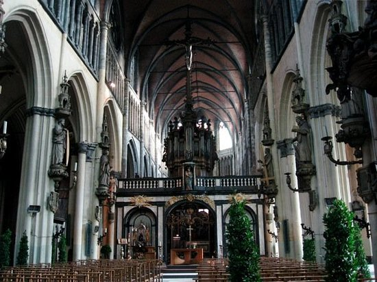Église Notre-Dame (Onze Lieve Vrouwekerk) : The Church of Our Lady