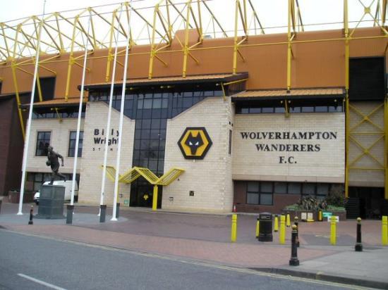 Γούλβερχαμπτον, UK: Wolverhampton Wanderers FC