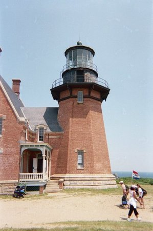 New Shoreham, RI: Southeast Lighthouse on Block Island, Rhode Island #2