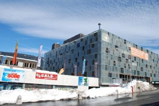 Cube Nassfeld: Nassfeld - Cube Hotel