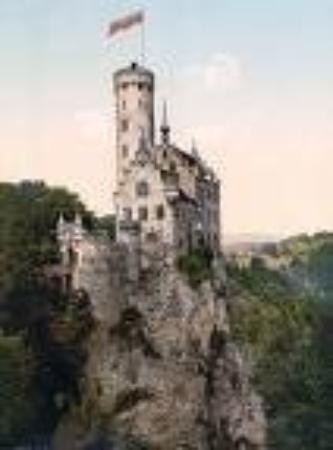 Lichtenstein, Baden-Wurttemberg, Germany