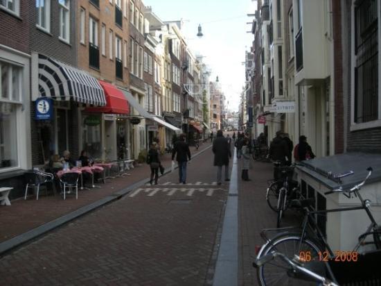 In centro foto di amsterdam olanda settentrionale for Centro di amsterdam