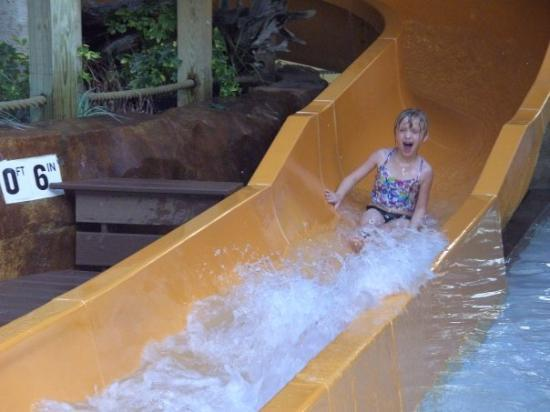 Silver Rapids Indoor Waterpark: Silver Mountain Resort