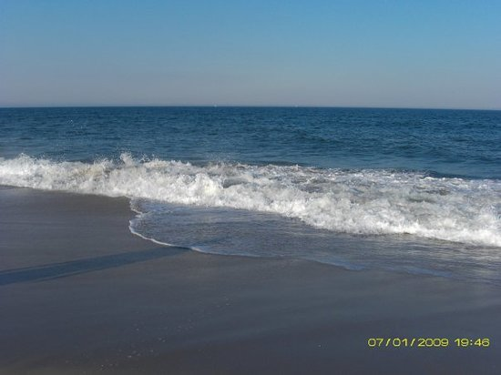 Assateague Island, MD : The beach!