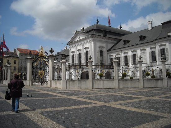 Grassalkovich Presidential Palace