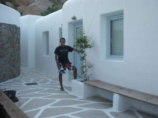 Paradise Beach Resort and Camping: En el camping