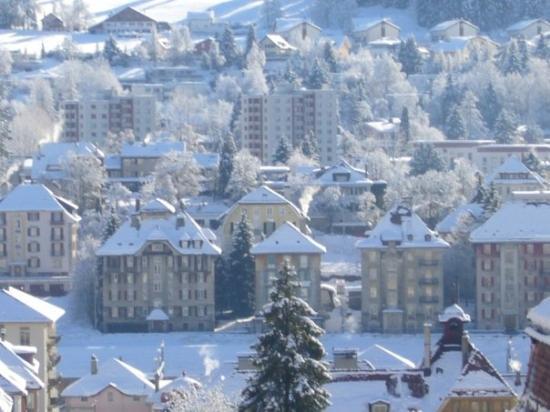 Bilde fra La Chaux-de-Fonds