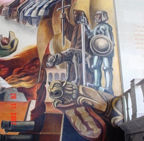 Diego Rivera Museum and Home (Museo Casa Diego Rivera) Foto