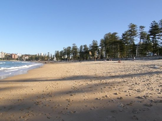 Manly Beach Photo