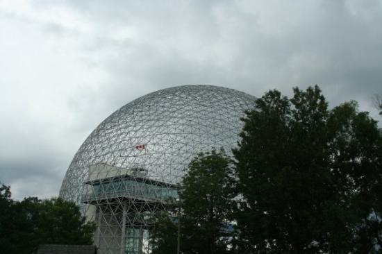 Montreal, Canada: Biosphère