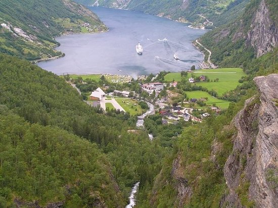 Geiranger Bed and Breakfasts