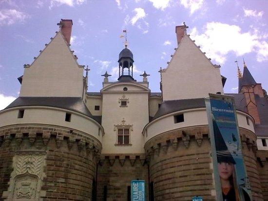 Château des Ducs de Bretagne: Chateau des ducs de Bretagne (oui, Nantes se trouvait en Bretagne autrefois)
