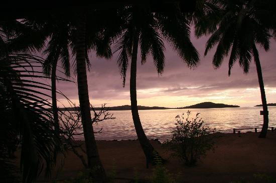Wananavu Beach Resort: Beach
