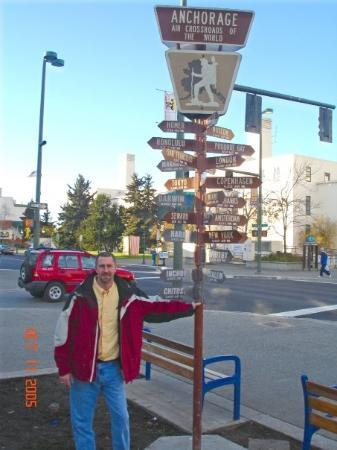 Anchorage, AK: Here I am in Alaska (Loved It)