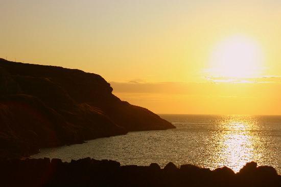 The Carmen: Sunset taken from Gt Orme