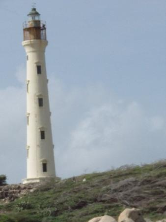 California Lighthouse: the Lighthouse on Aruba named after a wreck