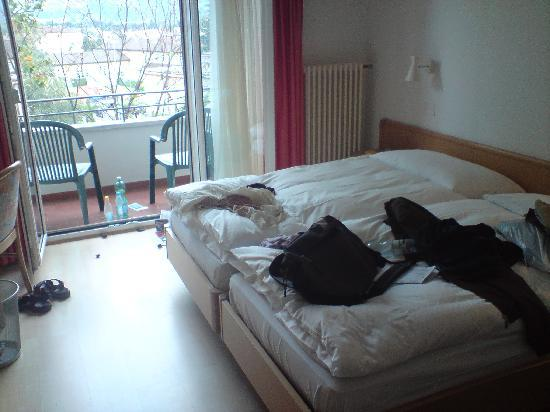 Hotel Luna: beds
