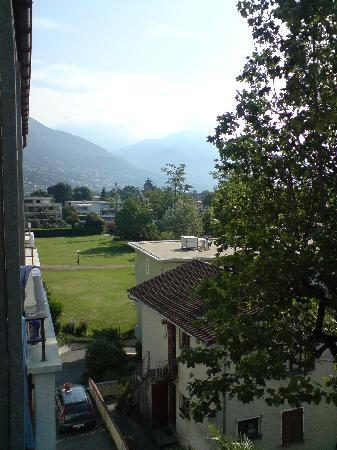 Hotel Luna: view