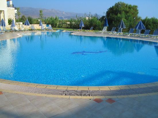 Chrispy World: one of the pools