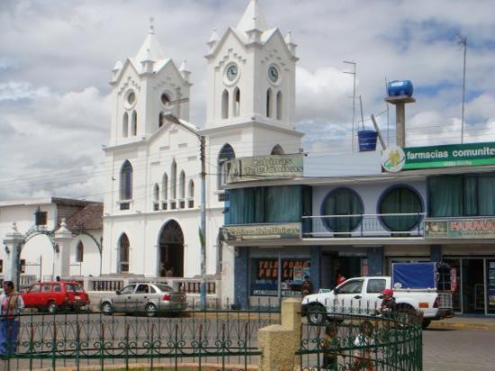 Quito, Ecuador: eglise de latacunga