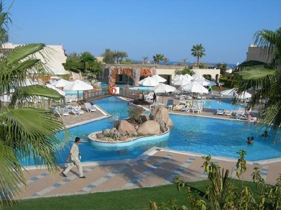 Sharm El Sheikh Marriott Resort: piscina Marriot Beach