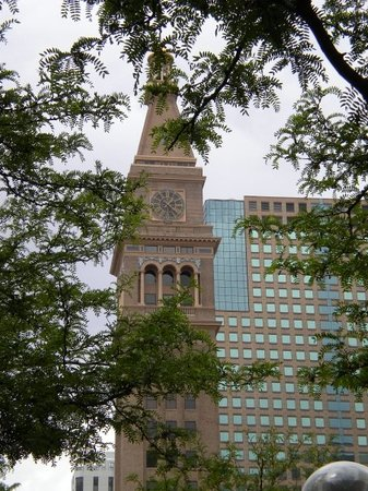 Daniels and Fisher Tower: Daniels & Fisher Tower
