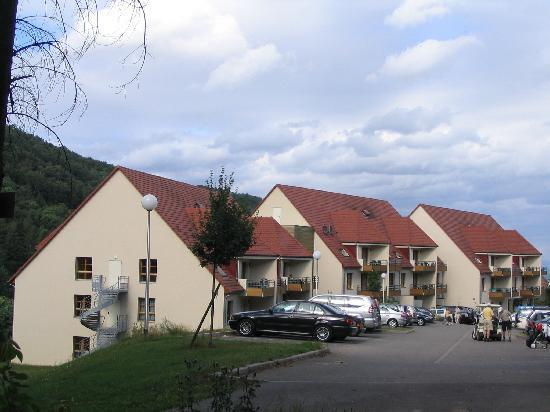 Ammerschwihr, Francia: Résidence