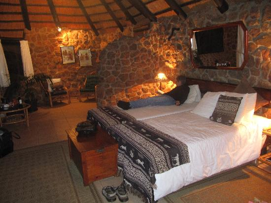 Leopard Mountain Safari Lodge: bedroom