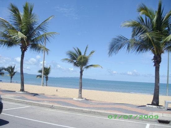 Pattaya, Thailand: Jomtien Beach