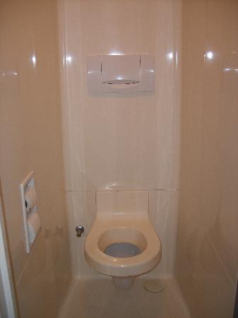 Ibis Budget Carcassonne La Cité: Chambre n°306, toilettes