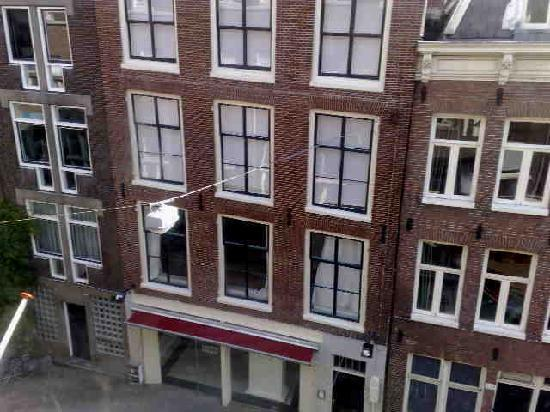 Hans Brinker Hostel Amsterdam : Room with a view!!!