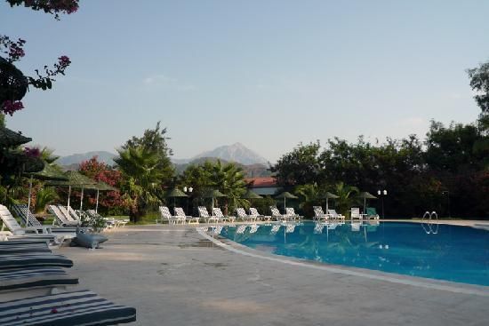 """Odile Hotel: Swinning pool in """"Odile"""""""