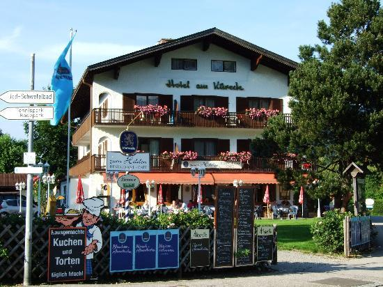 Hotel am Kureck: Hotelansicht