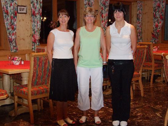 Hotel am Kureck: Damenschaft