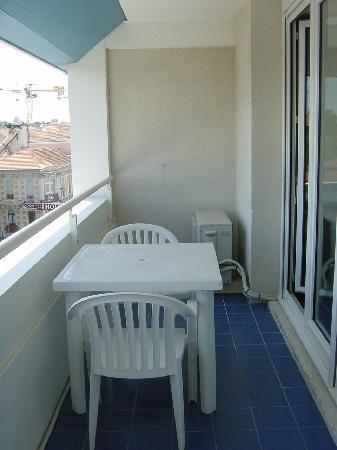 Residenz Maeva Le Trianon: Balcon