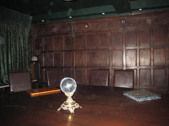 Orbs Room Booking