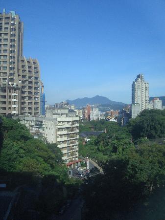 Atami Hotel Taipei Onsen: 部屋からの景色