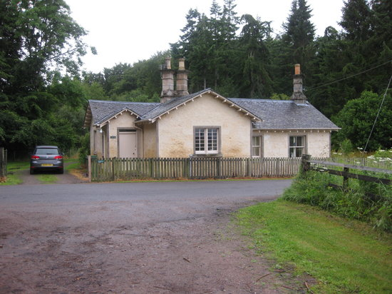 Cormack's Lodge at Brodie Castle