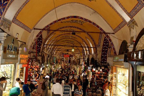 Taxim Suites: Grand Bazaar