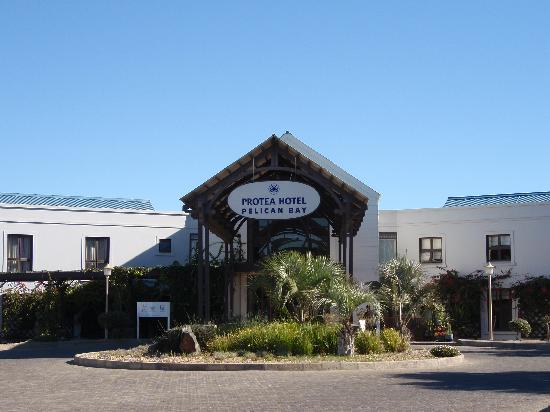 Protea Hotel Walvis Bay Pelican Bay: Front side