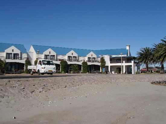 Protea Hotel Walvis Bay Pelican Bay: back side