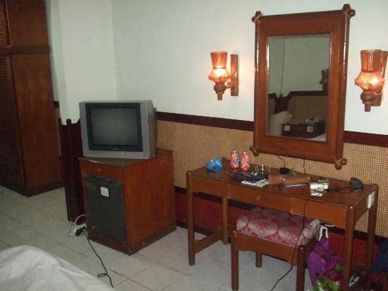 Bali Coconut Hotel: chambre