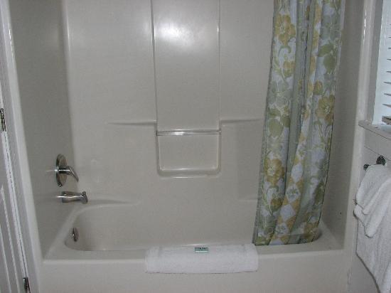 Cascade Lodge : clean tub