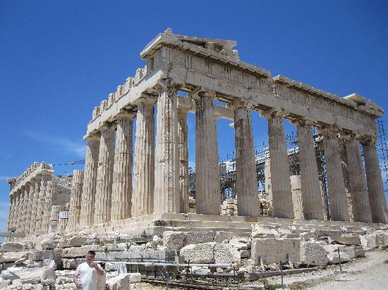 Athens Walking Tours: The Parthenon