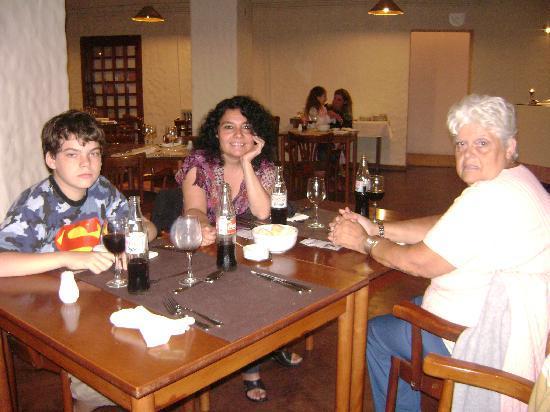 Playas Hotel: Restaurante
