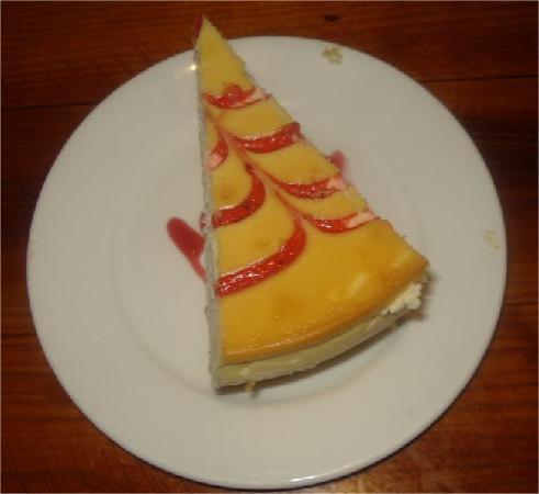 Captain Jack's: Delish cheesecake