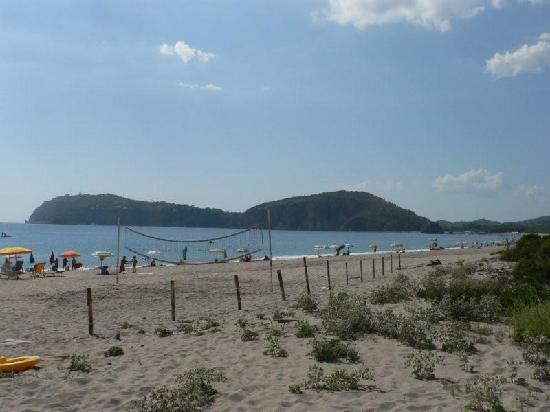 Villaggio Odissea: spiaggia attrezzata