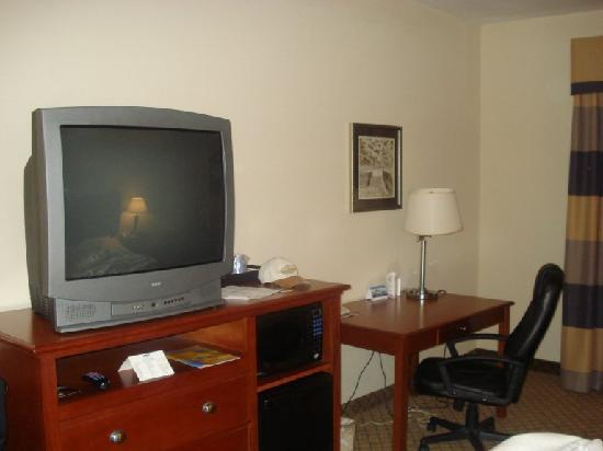 Holiday Inn Express Hotel & Suites Pensacola W I-10: The room